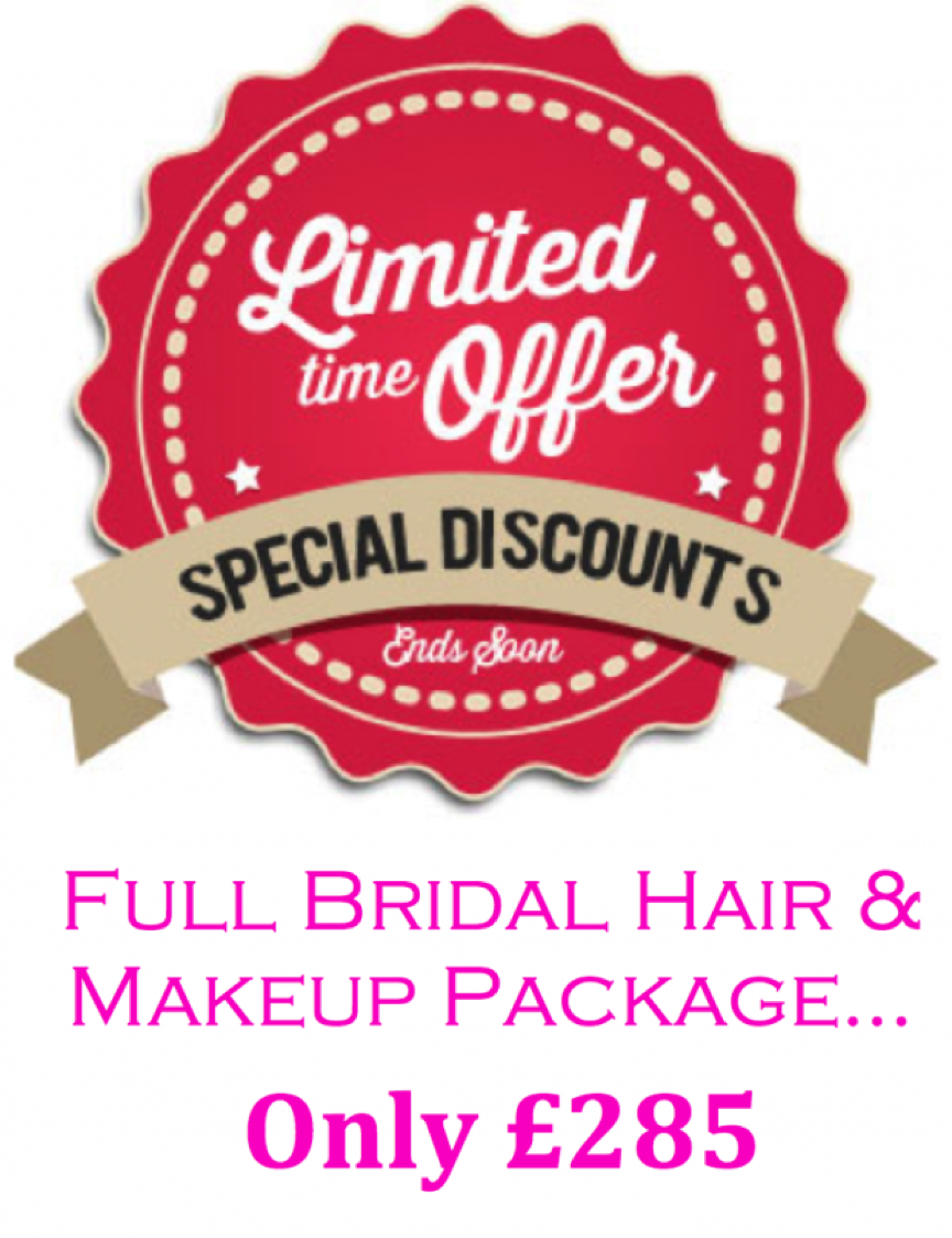 Asian Indian Bridal Hair & Makeup Package Leeds Bradford